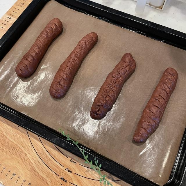 チョコ好き必見のパン・ヴィエノバ・ショコラ・ノワール5