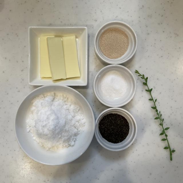 HBで作るミルクたっぷりの紅茶香るダージリンの食パン2