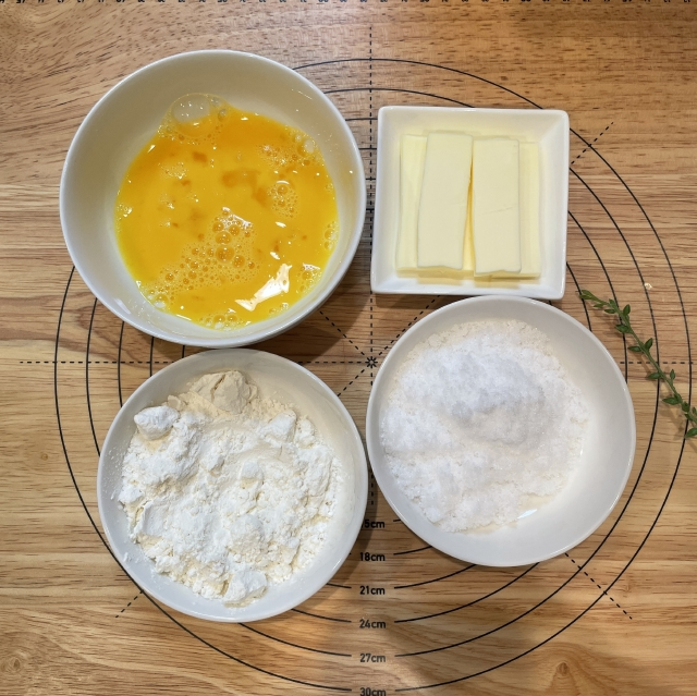 ミルクととろけるクッキー生地で作る子供に人気のぼうしパン5