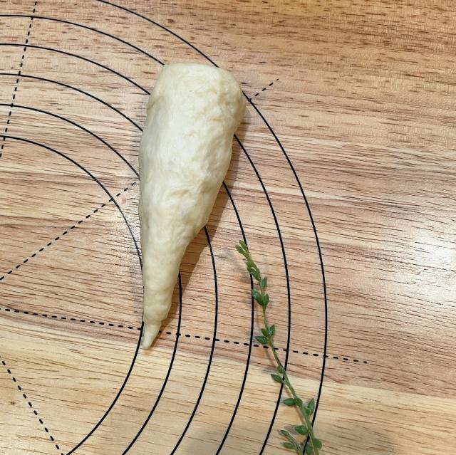 すべてのパンレシピの基本になる定番のバターロール7