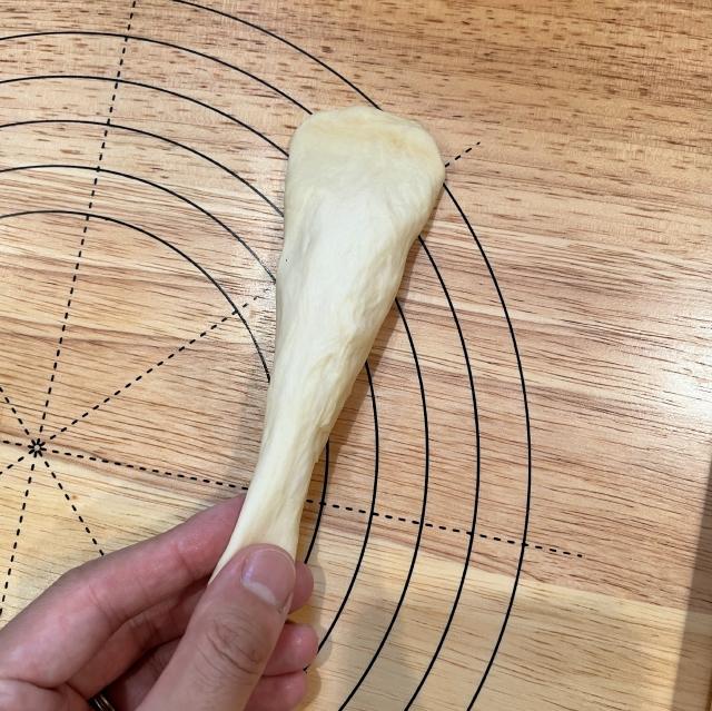 すべてのパンレシピの基本になる定番のバターロール9