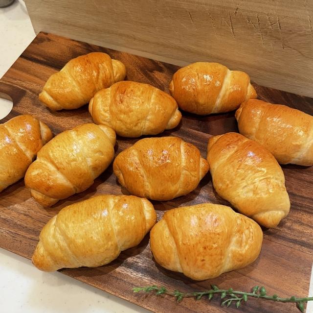 すべてのパンレシピの基本になる定番のバターロール