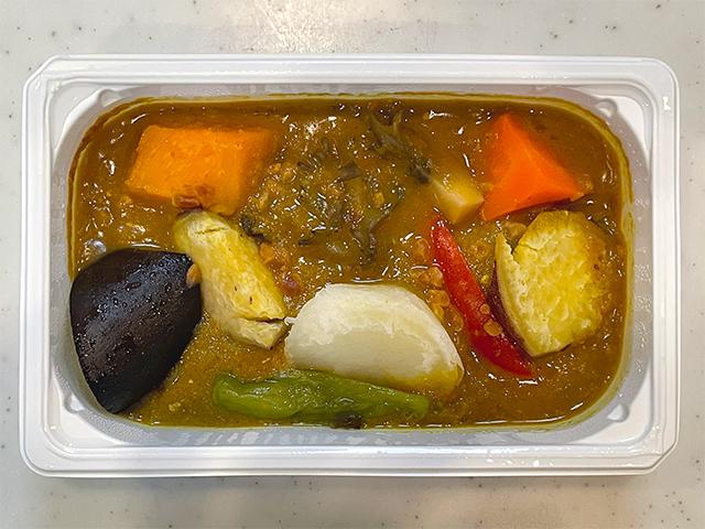 外国の本格派カレーを自宅で楽しむゴロゴロ野菜の野菜カレー4