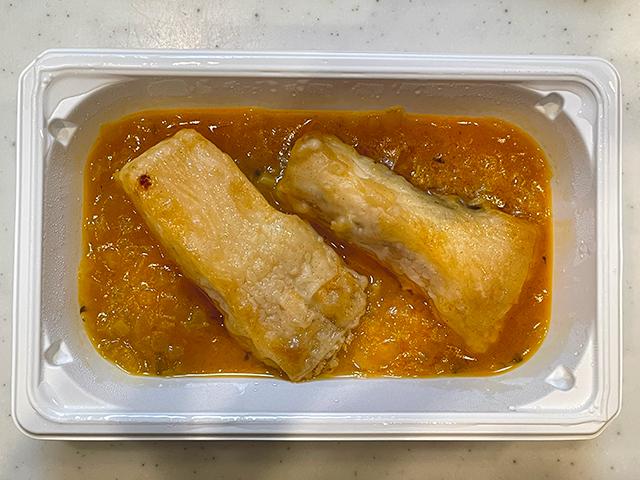 舌でとろける脂たっぷりの白身を濃厚な野菜ソースで楽しむカレイのムニエル4